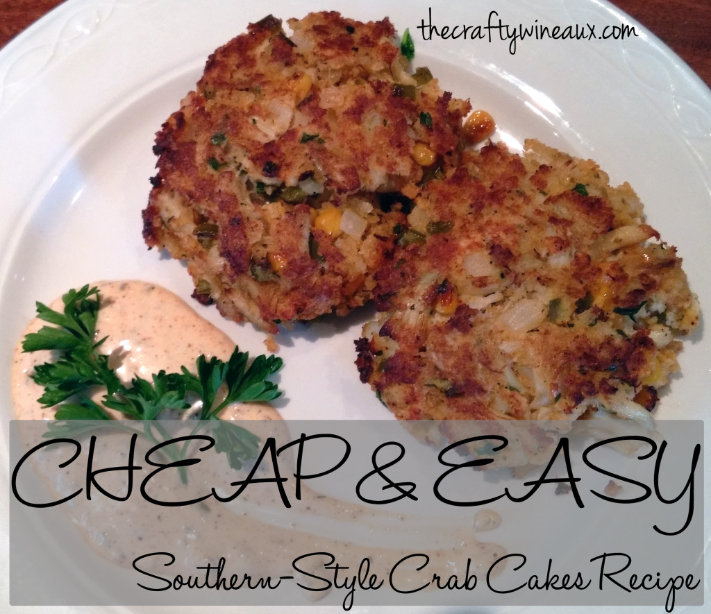 Crab Cakes Pinterest copy